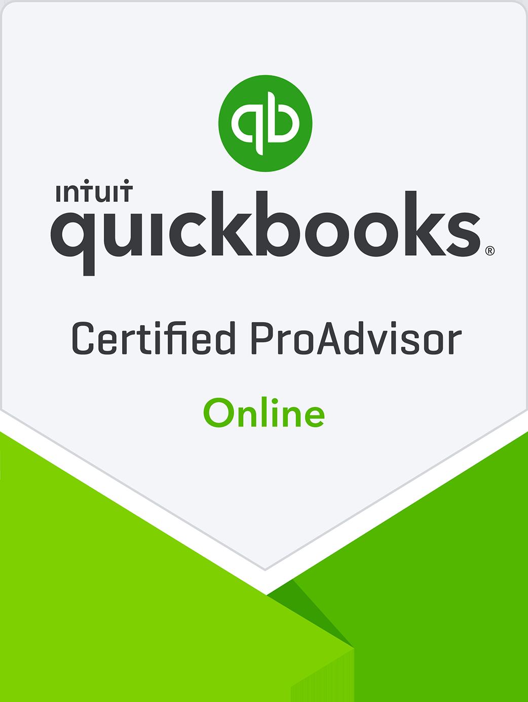 Certified QuickBooks Online Proadvisor in Centennial, CO Denver, CO